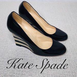 KATE SPADE 'KIKI' WEDGES